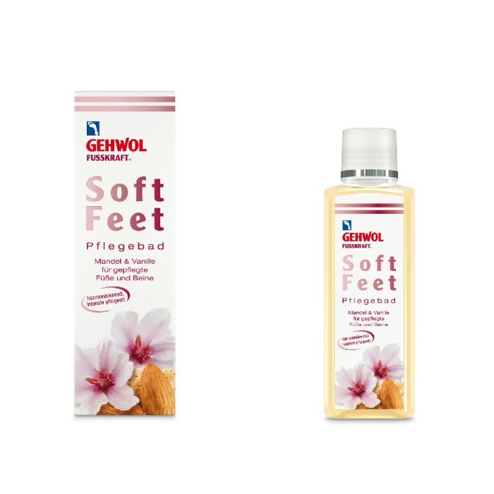 Gehwol Fusskraft Soft Feet Nurishing Bath 200ml