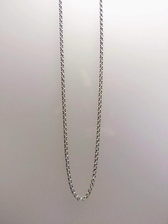 Silver Chain - 50cm