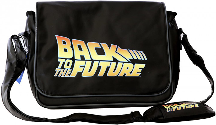 Bioworld - Back To The Future - Messenger Bag