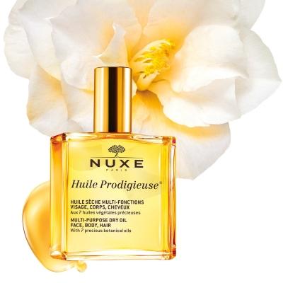 Nuxe Huile Prodigieuse Dry Oil Face Body Hair 100ml