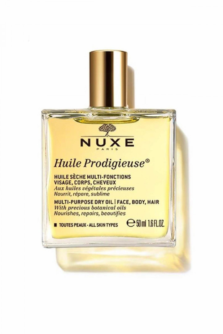 Nuxe Hp Or Dry Oil for Face/Body/Hair 50ml