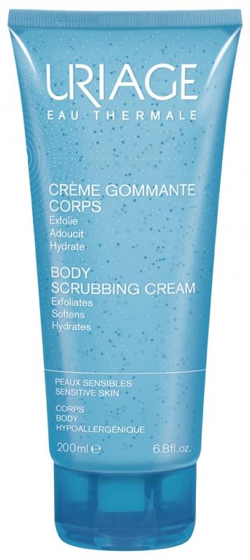 Uriage Body Scrubbing Cream 200ml