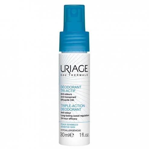 Uriage Deodorant Tri-actif 30ml