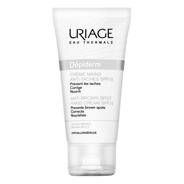 Uriage Depiderm Hand Cream Anti Brown Spot 50ml