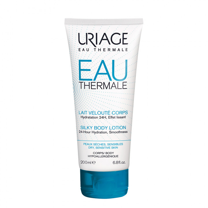 Uriage Eau Thermale Silky Body Lotion 200ml