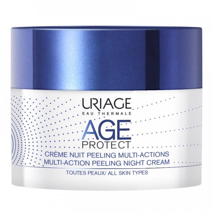Uriage Age Protect Multi Action Peeling Night Cream 30ml