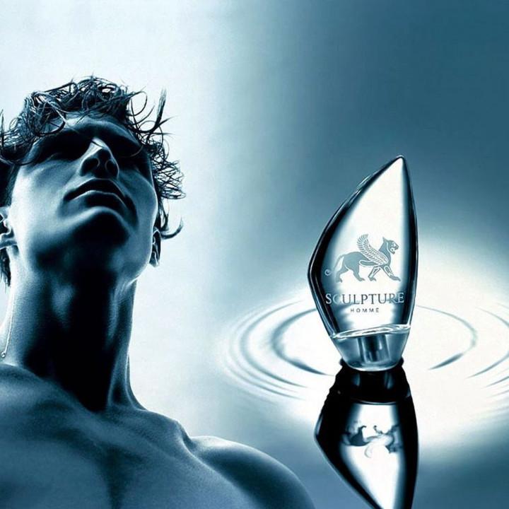 Men Perfume - Nikos Sculpture Pour Homme Eau De Toilette 100ml!