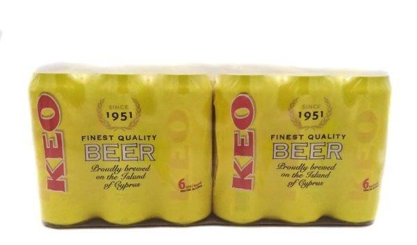 KEO BEER CAN 24*500ML