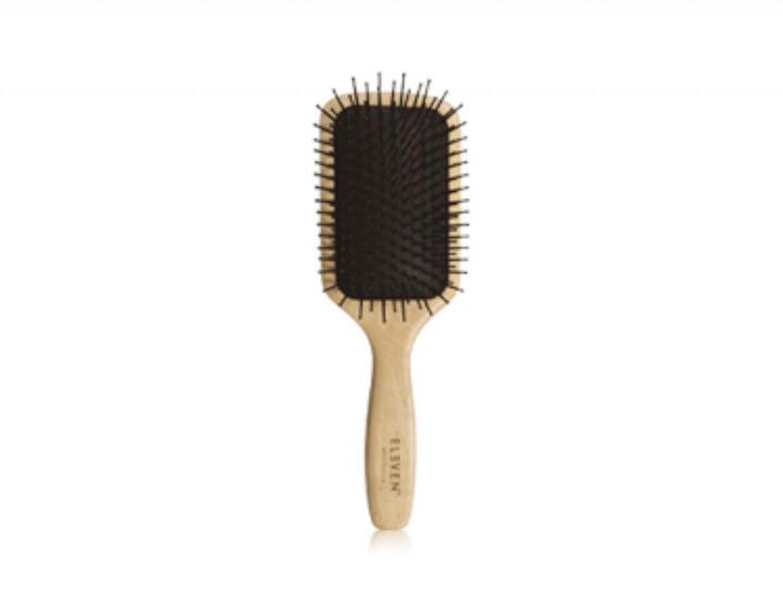 ELEVEN Maple Wood Paddle Brush