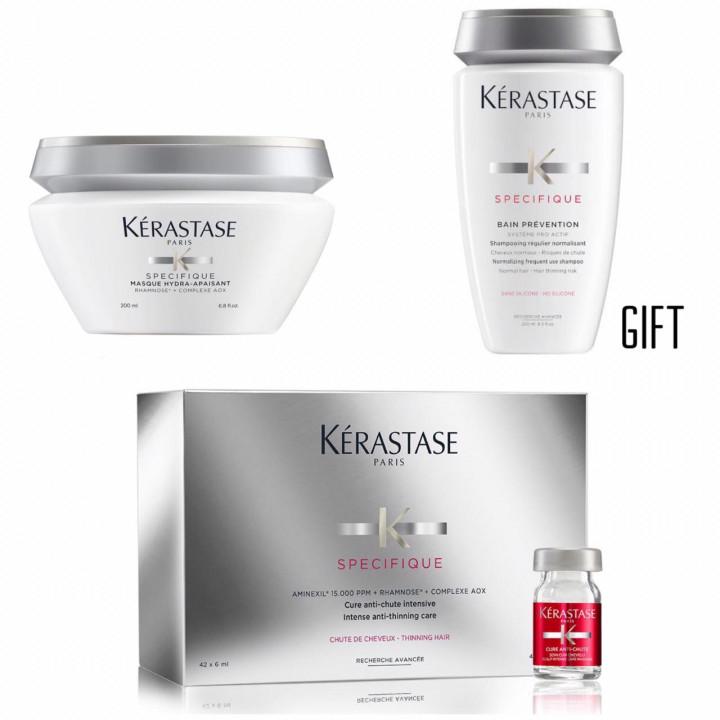 Kérastase Spécifique Package - Gift Bain Prévention 250ml