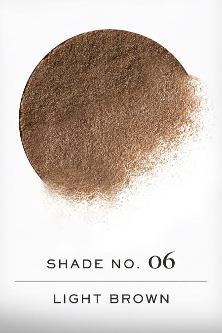 NANOGEN 100% Natural Keratin Fibres 15g Light Brown