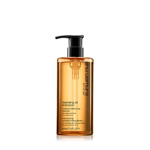 Shu Uemura Cleansing Oil Shampoo Moisture Balancing Dry Scalp 400ml