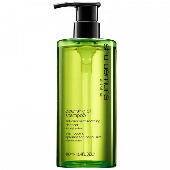 Shu Uemura Cleansing Oil Shampoo Anti Dandruff 400ml