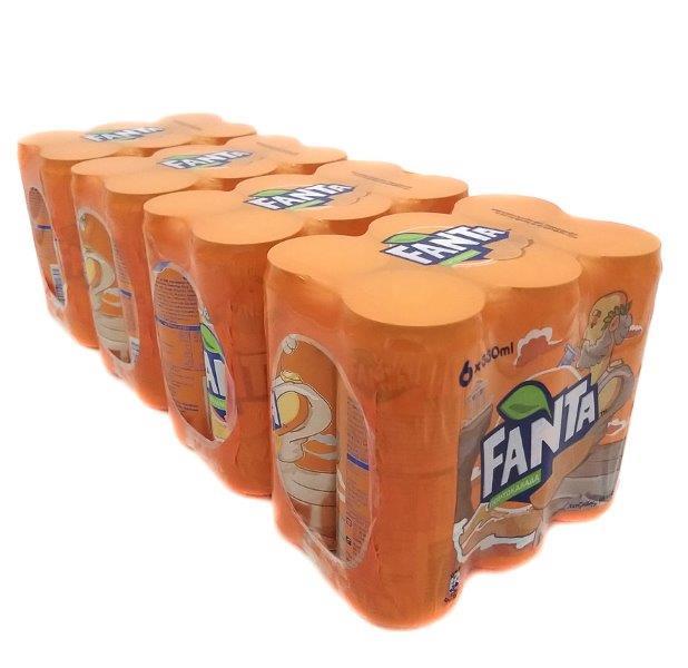 FANTA CANS 24 * 33CL