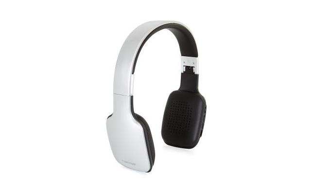FONESTAR SLIM-G Bluetooth Headphones - Grey - Small