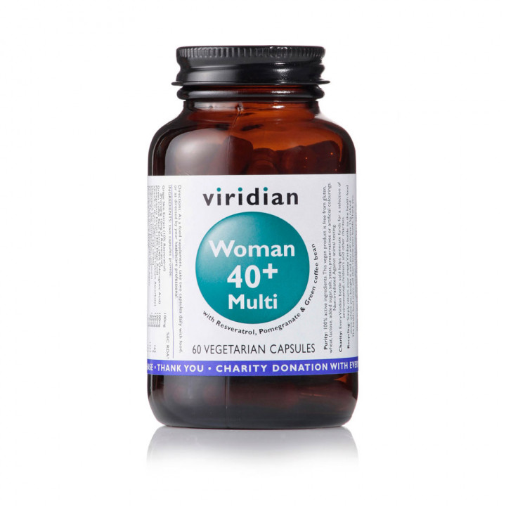 Viridian Woman 40+ Multi