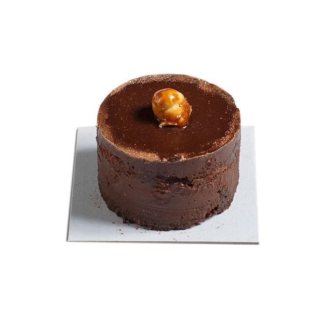 Chocolate - Praline Vegan Cake
