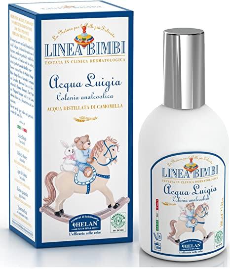 Linea Bimbi Acqua Luigia Eau De Toilette SPRAY 100ml