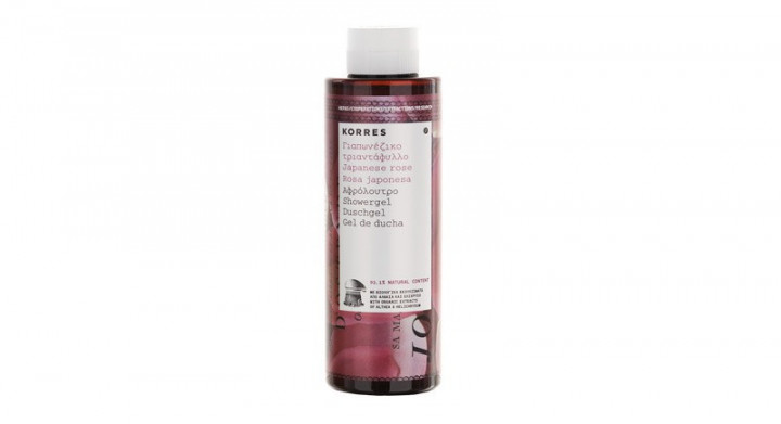 Korres Japanese Rose Shower Gel 250ml