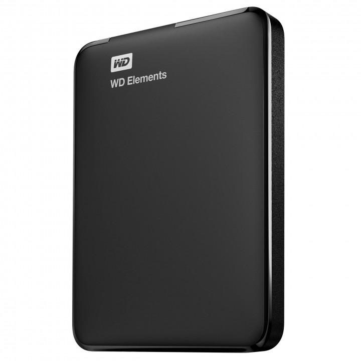 "WD HDD External (2,5"") 1TB Elements USB 3.0"