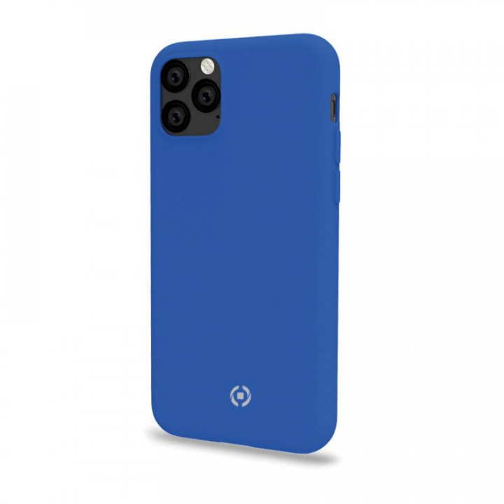 Celly Feeling Case for Apple iPhone 11 Pro Max - Blue