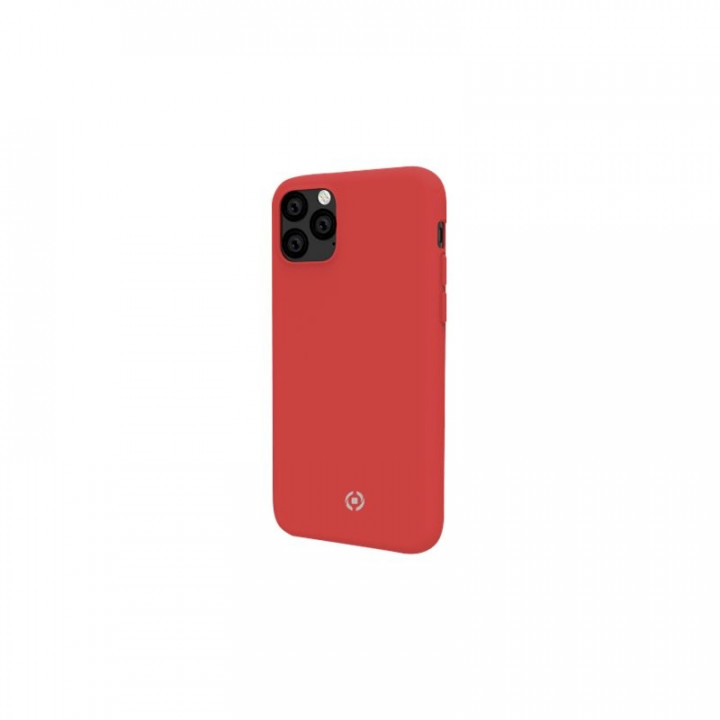 Celly Feeling Case for Apple iPhone 11 Pro Max - Red