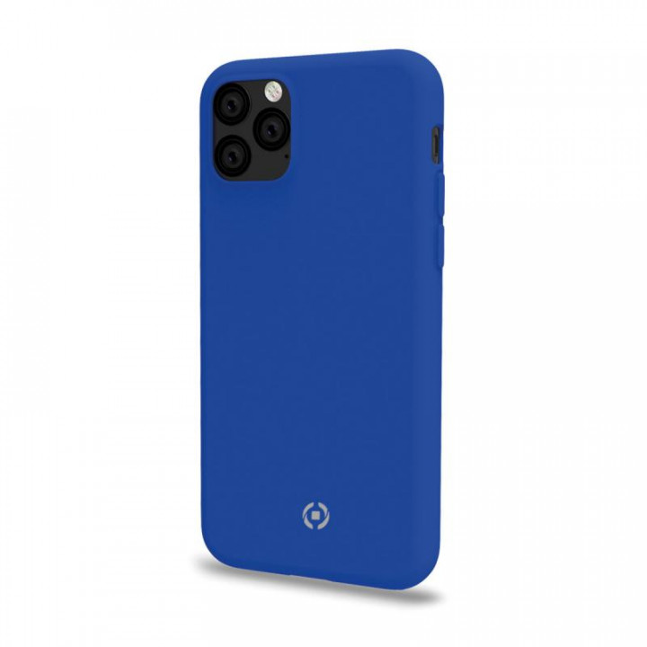 Celly Feeling Cover for iPhone 11 Pro, Blue