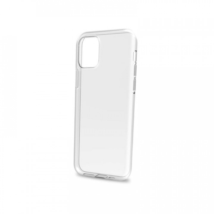 Celly Gelskin Cover for Apple iPhone 11 Pro Transparent