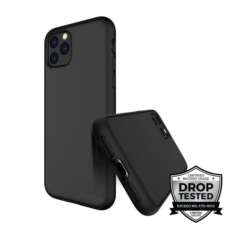 Prodigee iPhone 11 Pro: Safetee Smooth, Black