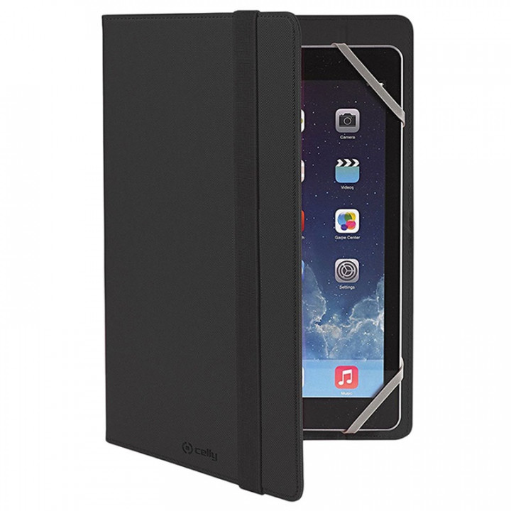 Celly Universal Tablet Case 9-10 Black