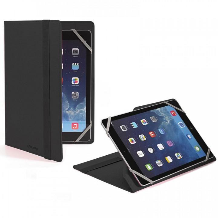 Celly Univeral Tablet Case 7-8 Black