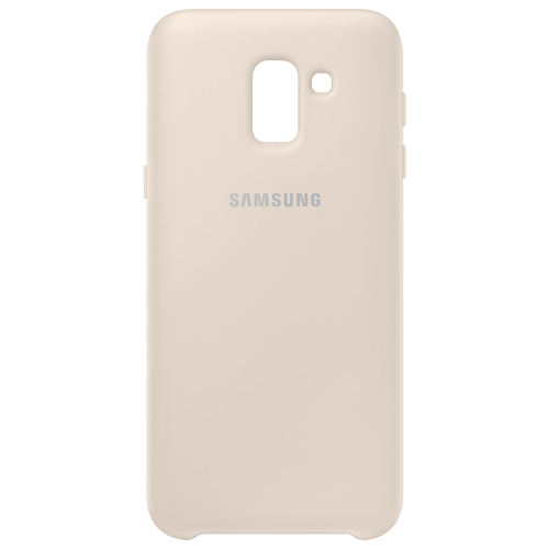 Samsung Dual Layer Cover for Samsung Galaxy J6 (2018) Gold