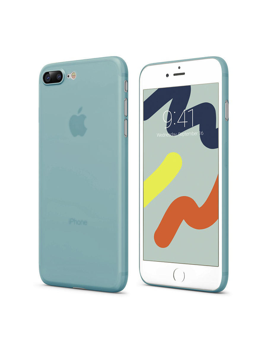 Vipe Wispy Case For iPhone 7 Blue