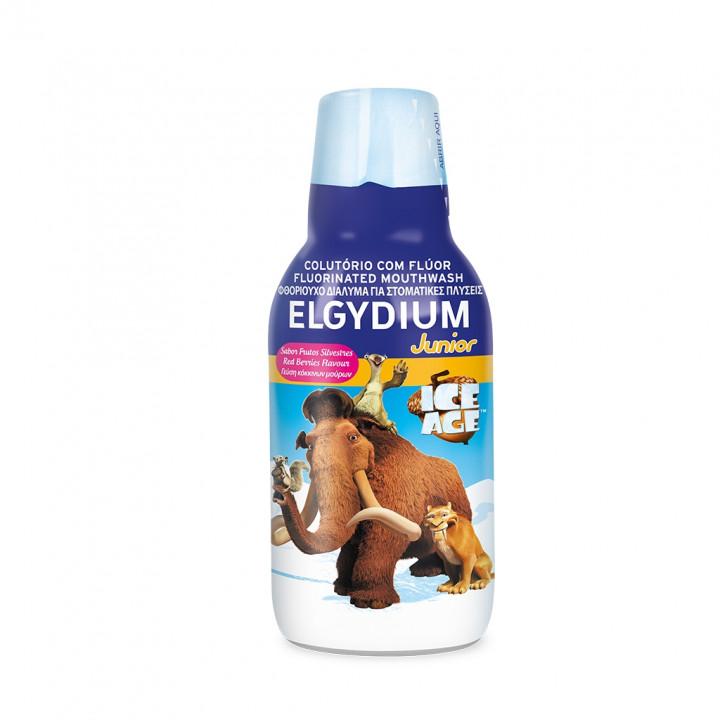 Elgydium Mouthwash Red Fruits 500ml