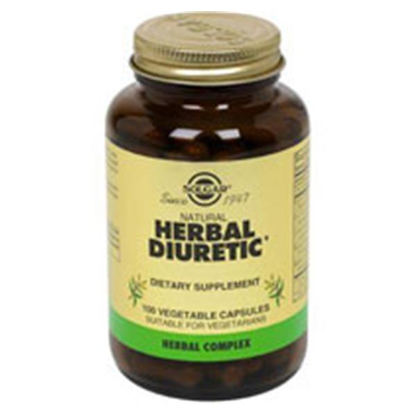 Solgar Herbal Diuretic Formula 100 Tabs