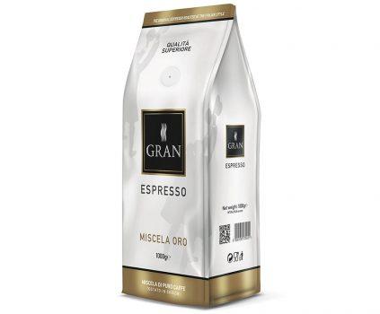 GRAN Espresso MISCELA ORO - 1000gr