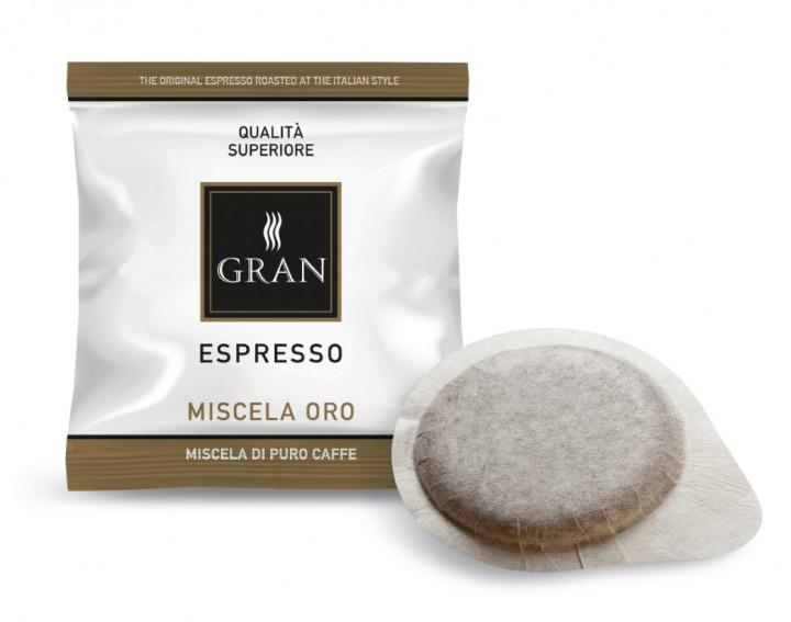 GRAN Caffe | MISCELA ORO | E.S.E.100 Pods - 1150gr