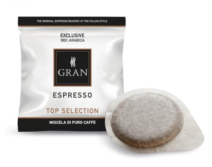 GRAN Caffe | TOP SELECTION | E.S.E.100 Pods - 1150gr