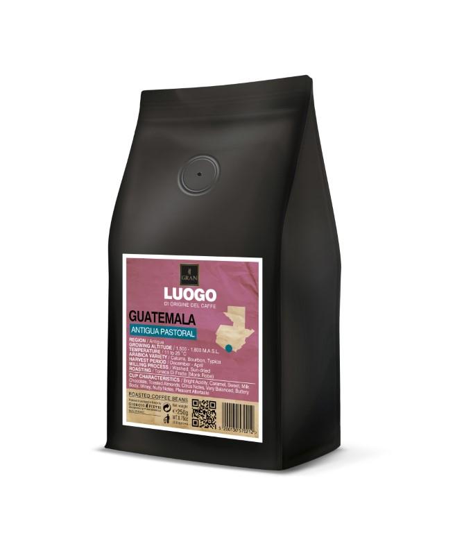 Luogo | Guatemala Antigua Pastoral | Roasted Coffee Beans - 250gr
