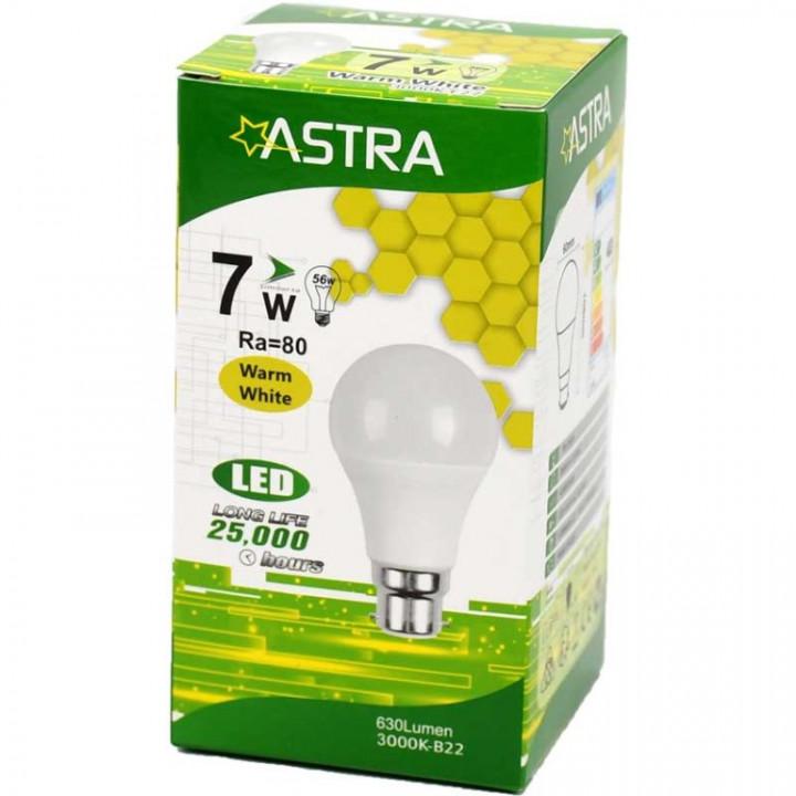LAMP LED ASTRA B22/7w=56w 8428201320024