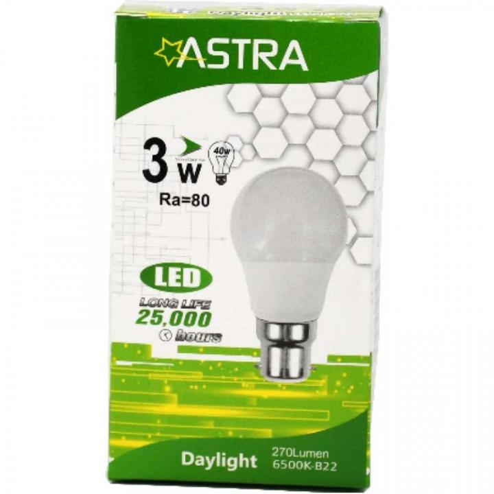 LAMP LED ASTRA E27/3W=24w-270 LUMEN