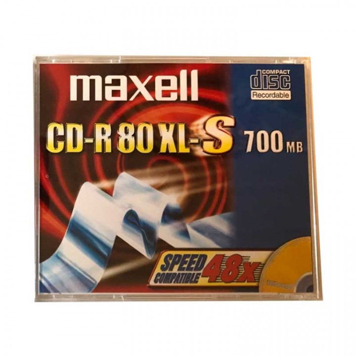MAXELL CD-R 80XL - 700MB
