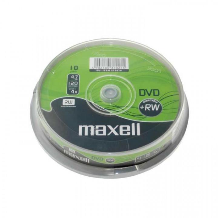 MAXELL DVD+R X 10 ROUND