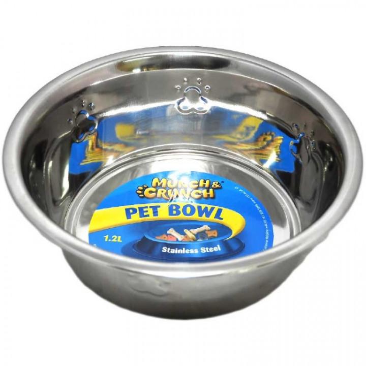Dog Bowl 1.2L - 21CM