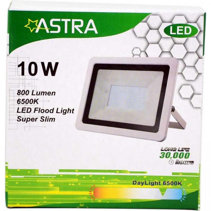 FLOOD LIGHT LED 10W IP65 SLIM - ASTRA