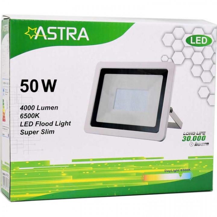 FLOOD LIGHT LED 50W IP65 - ASTRA