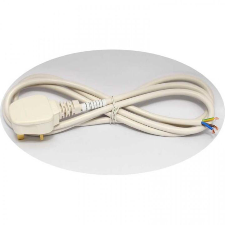 SWE CABLE+PLUG 2M SW268/2M 3x1.25mm