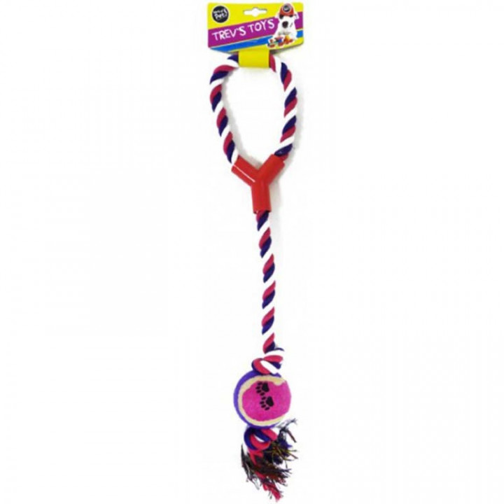 TOY FOR PETS -  ROPE TUG