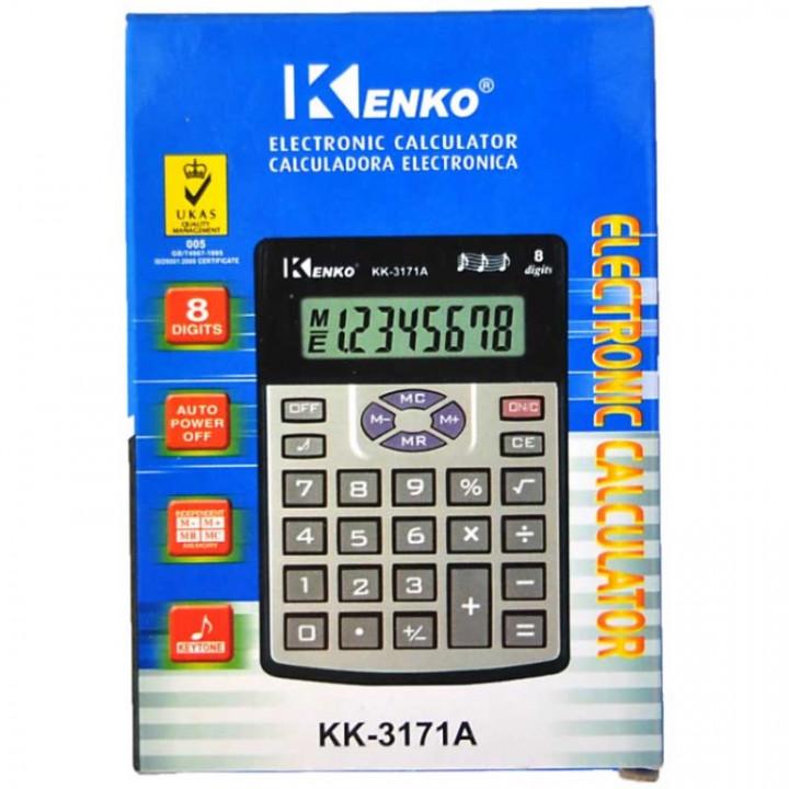 CALCULATOR KK-3171A  KK-8102-8