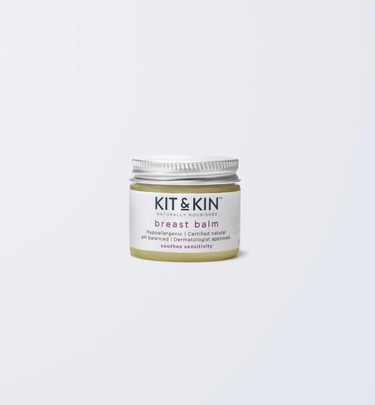 Breast Balm Soothes Sensitivity for Mum